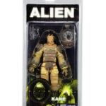 Alien : packaging de la série 3 et de la reine