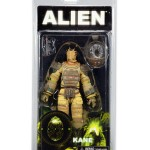 Alien : packaging de la série 3 et de la reine