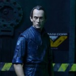 Alien : Bishop en images par NECA