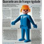 Libération célébre les 40 ans de Playmobil