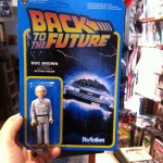 ReAction Retour vers le Futur en magasin