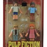 Pulp Fiction : nouveau set Minimates exclusif