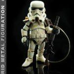 Hybrid Metal Figuration : Sandtrooper