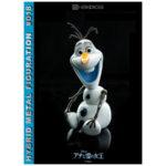 Olaf rejoint la gamme Hybrid Metal Figuration