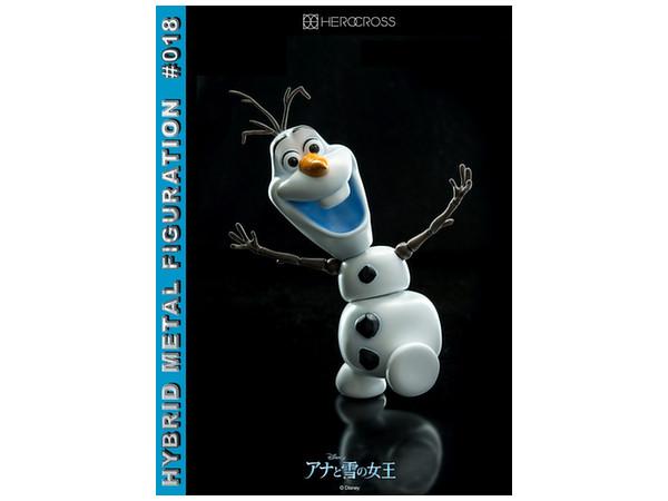 Hybrid Metal Figuration #018: Frozen - Olaf by 86 Hero