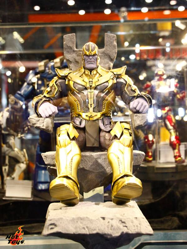 avenger thanos hot toys