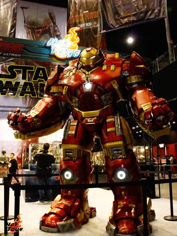 avengers hot toys hulkbuster 2