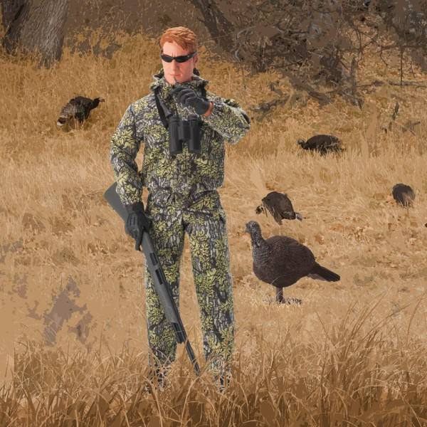 bbi wild hunters turkey hunter