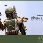 Star Wars : Boba Fett échelle 1/4 par Hot Toys.