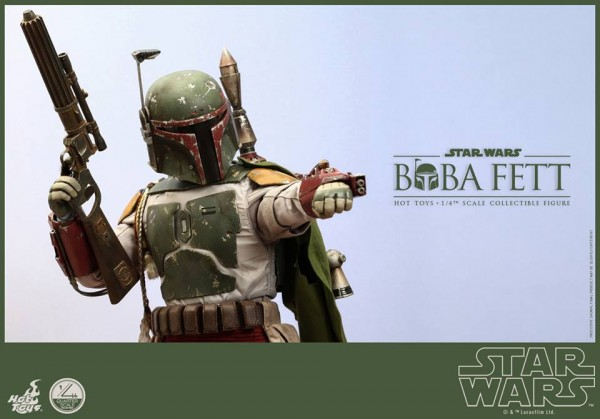 boba fett hot toys quarter scale 9