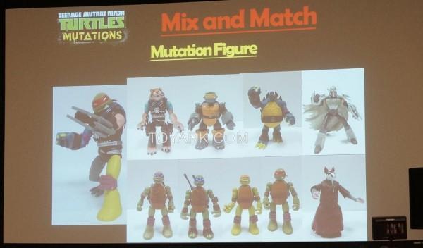 Tortues Ninja Mutation