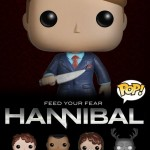 Hannibal : les Funko Pop! arrivent