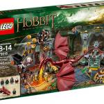 Coup de cœur LEGO : The Hobbit – Le Mont Solitaire
