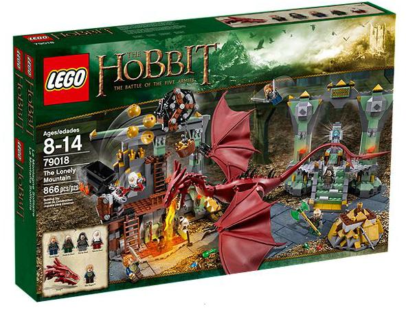 hobbit mont solitaire lego coup de coeur toyzmag pack