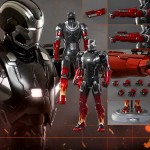 Iron Man Mk XXII (Hot Rod) par Hot Toys