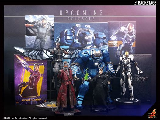 hot toys release