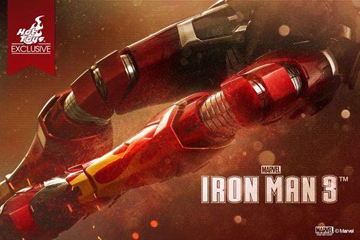 hot toys teaser iron man
