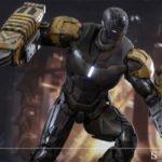 Iron Man Mark XXV – Striker par Hot Toys en précommande