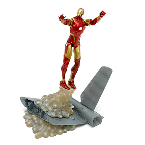 iron man marvel select exclu 2