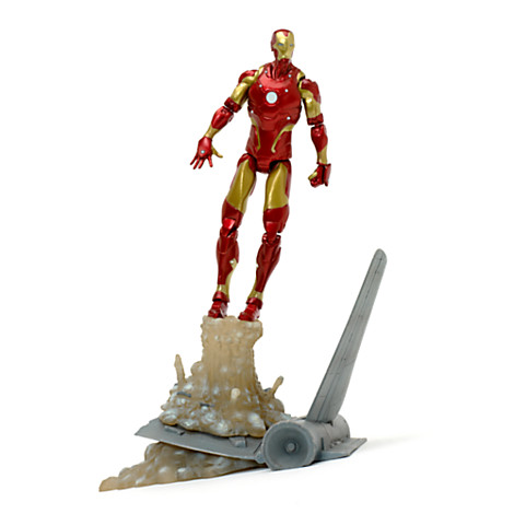 iron man marvel select exclu