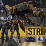 Iron Man Striker : une nouvelle armure signée Hot Toys