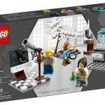 Coup de cœur LEGO : L'institut de recherches