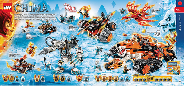 LEGO Chima 2015 sets pictures! | Leaks-Photos | Flickr