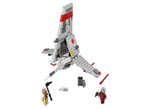 lego star wars 75081 T 16 Skyhopper