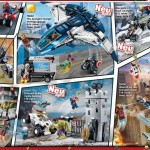 LEGO Marvel : 5 sets pour Avengers – Age of Ultron