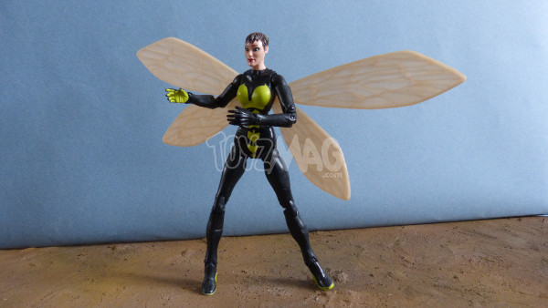 marvel legends wasp toy biz 1