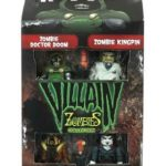 Marvel Minimates : le set Marvel Zombie Villains dispo