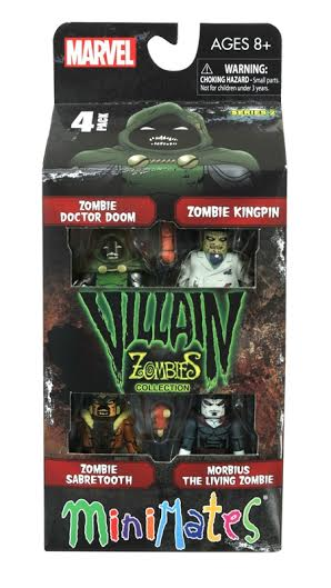 marvel zombie villains