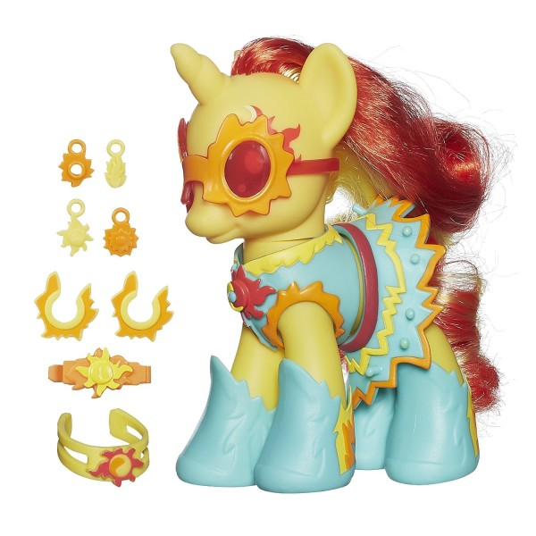 Hasbro My Little Pony Princess Cutie Mark Magic Fashion Style Sunset Shimmer