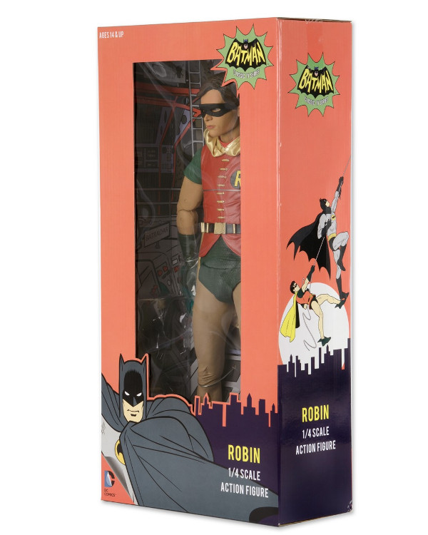 neca batman robin quarter scale 5