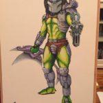 Renegade Predator Card Art