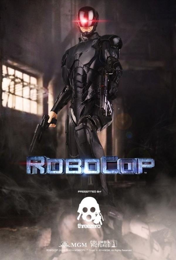 robocop threezero
