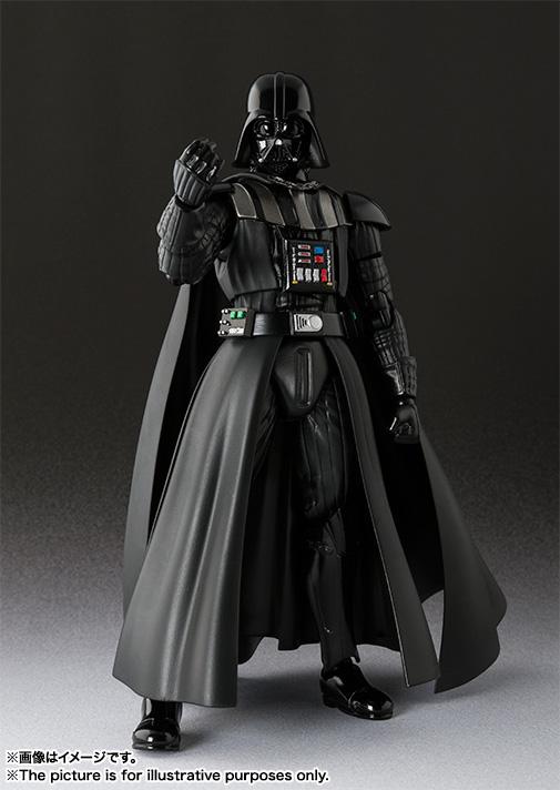 shfiguarts Star wars darth vader Dark vador
