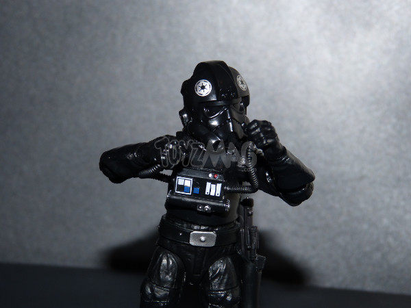 star wars black series tie pilot 14