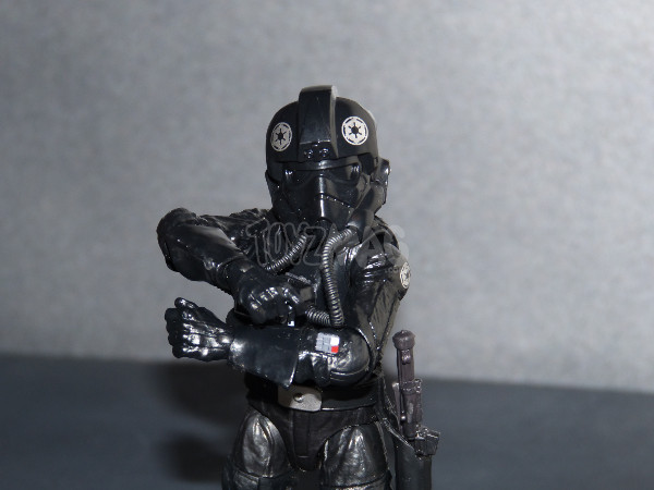 star wars black series tie pilot 6