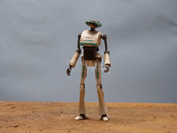 star wars tx21 tactical droid clone wars hasbro 1
