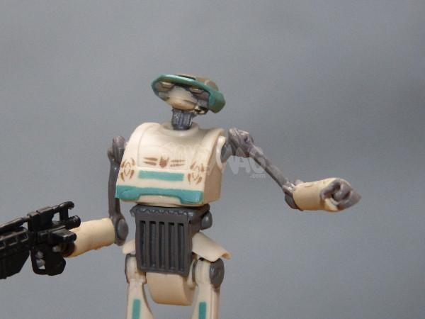 star wars tx21 tactical droid clone wars hasbro 7