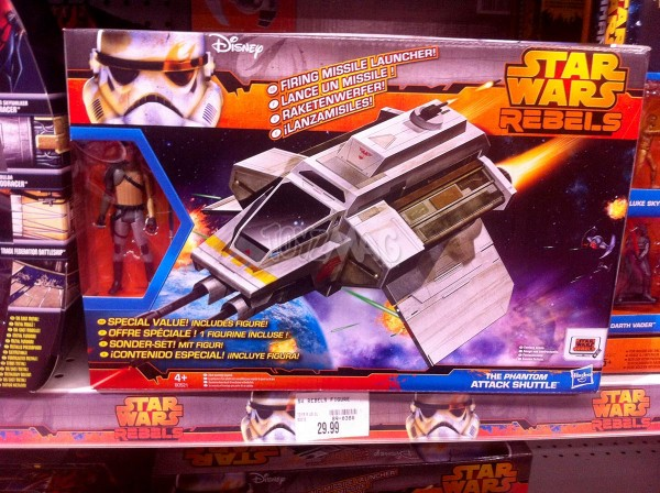 Star Wars Rebels phantom