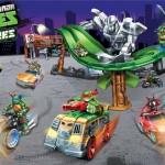 T-Machines un nouveau jouet Tortues Ninja