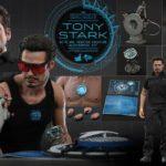 Hot Toys : Tony Stark version Iron Man 2