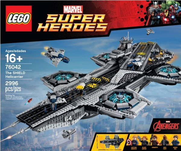 0001-LEGO-Marvel-The-SHIELD-Helicarrier-76042-Set-Box