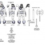 Vitruvian HACKS 2 : Barbarian
