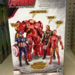 Avengers Age of Ultron : les jouets Hasbro déjà en rayon !