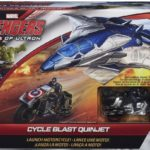 Age Of Ultron le packaging du Quinjet