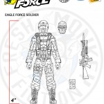 Eagle Force Returns : nouvel army builder