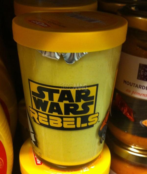 Moutarde Amora Star Wars Rebels